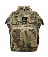 Camo Baby Boy Diaper Bag Backpack for Dad, Large Tactical Nappy Bags for... - $70.27+