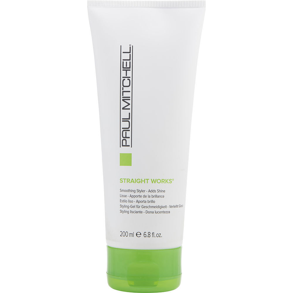 Paul Mitchell By Paul Mitchell Straight Works Straightens And Smoothes 6.8 Oz Fo