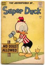 Super Duck #92 1960- Archie comics- Humor G/VG - $50.44