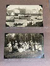 Antique Photo Book Album Boy Scouts 1914 Hotel Bellavista Chile Argentina image 9