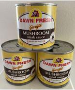 Giorgio Dawn Fresh Mushroom Steak Sauce, (3) 6-Ounce - $11.99