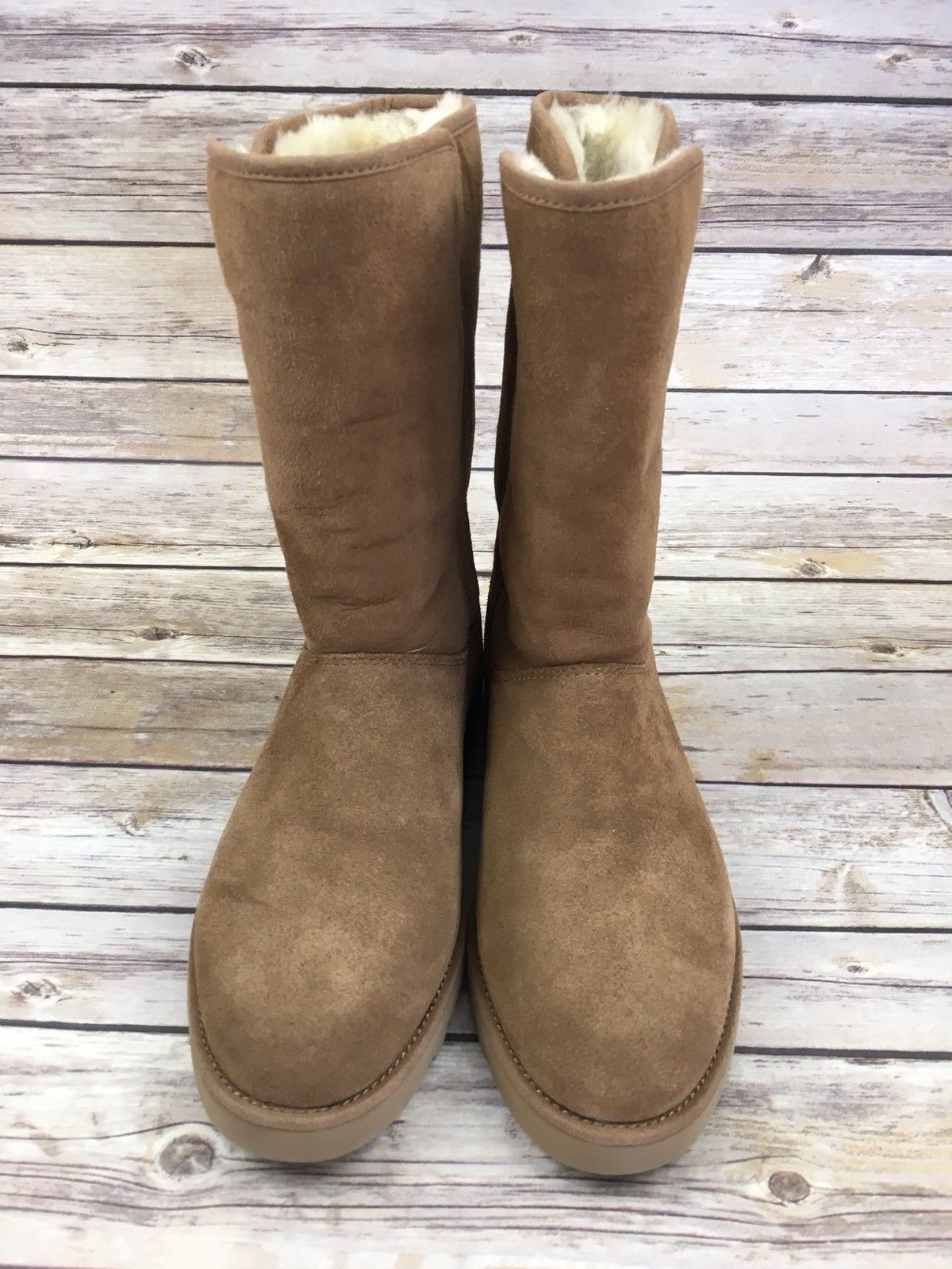 981430022b8 UGG AUSTRALIA Boots Uggs Michelle Slim Suede and 50 similar items