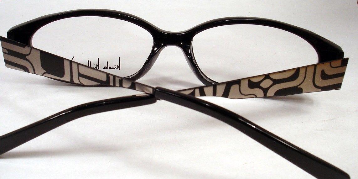 939219a3ba NICOLE MILLER STANDOUT BLACK WOMEN NEW Eyeglasses Eyewear Frames