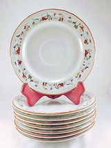 Farberware White Christmas Saucer - $2.95
