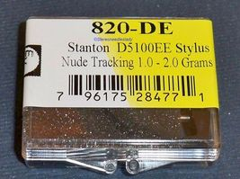 EV 820-DE NUDE DIAMOND NEEDLE for Stanton D5100EE 500EE any Stanton Broadcast image 3