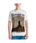 Forgotten Winter - Vinda [White t-shirt with long design / Men] - $38.50+