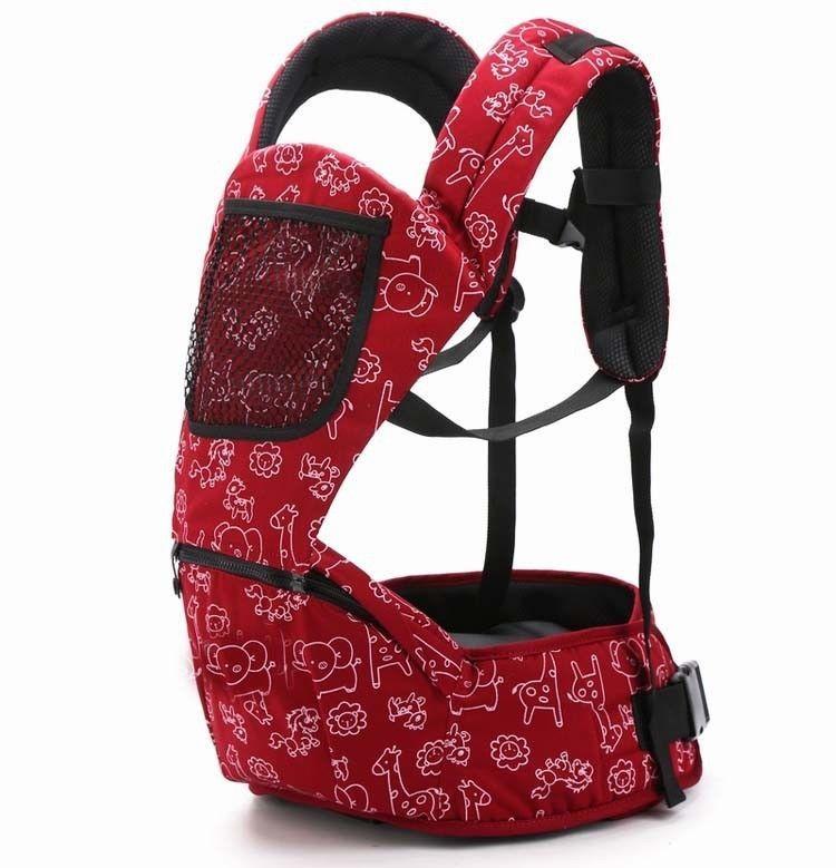 bff49c34a2f S l1600. S l1600. Breathable Ergonomic Infant Baby Carrier Adjustable Wrap  Sling Newborn Backpack · Breathable Ergonomic ...