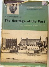 The Heritage of the Past from the Earliest Times to 1715 (Alternate Edition) [Ha image 1