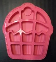 Silicone Mold Large Cupcake Roshco Bakeware Pull Apart Create 'N Celebrate  - $19.50
