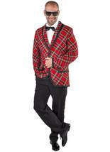 "Tartan NERD Jacket - ""Brad""   - $41.88"
