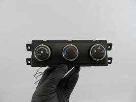 #6915H Chrysler Town & Country 08 09 10 Temp Ac Heat Air Climate Control Switch - $21.00
