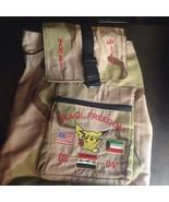 Thai Iraqi Freedom 03/04 Peekachoo Backpack Camo Unknown Brand P - $13.86