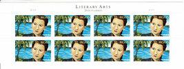 2010 Julia De Burgos Block of 8 US Postage Stamps Catalog 4476 MNH