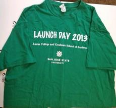 SJSU San Jose State University NCAA Launch Day 2013 T-Shirt - $9.89