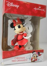 Minnie Mouse 2016 Hallmark Disney Christmas Ornament - $10.88