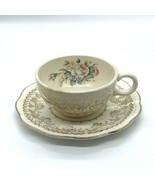 Stetson 22kt Gold China Coffee Cup & Saucer See Pictures - $4.95