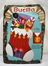 "Bucilla Chock Full of Toys Jumbo 28"" Christmas Stocking Kit - Personalized - $56.95"
