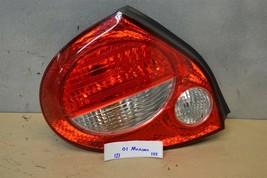 2000-2001 Nissan Maxima Left Driver oem tail light 08 1I1 - $29.69