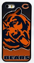 CHICAGO BEARS NFL FOOTBALL PHONE CASE FOR iPHONE 7 PLUS 6 6 PLUS 5 5S 5C... - $3.95+