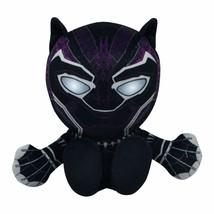 "Bleacher Creatures Marvel Black Panther 8"" Kuricha Sitting Plush- Soft C... - $12.86"
