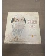 Spanish Eyes The Longines Symphonette Society Vinyl LP LS 204C VG/EX - $9.00