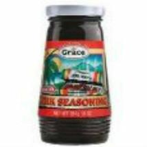 Grace Jerk Giamaicano Condimento 296ml (Confezione da 3) - $25.99