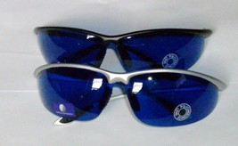 GOLF BALL FINDING SUNGLASSES SPORTS GOLFBALL SUN GLASSES UV 400 BLUE LENS - $10.00