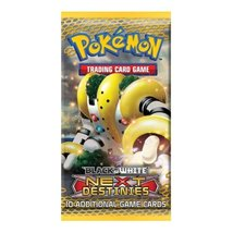 Pokemon Card Game Next Destinies (BW4) Booster Pack - $14.65
