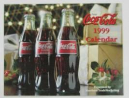 Coca-Cola 1999 Calendar - New Free Shipping - $10.15
