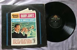 Harry James Nuevo Versions Of Down Beat Favourites Mgm Record Stereo LP - $19.24