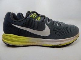 Nike Air Zoom Structure 21 Size 12.5 M (D) EU 47 Men's Running Shoes 904... - $30.26