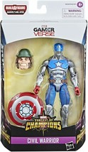NEW SEALED 2021 Marvel Legends Contest of Champions Civil Warrior Action... - $34.64