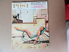 Saturday Evening Post Magazine May 9 1959 Complete - $12.99