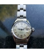 Donna Tudor Princess Oysterdate 1960s Ref 7952 25mm Automatico Svizzero ... - $1,314.93