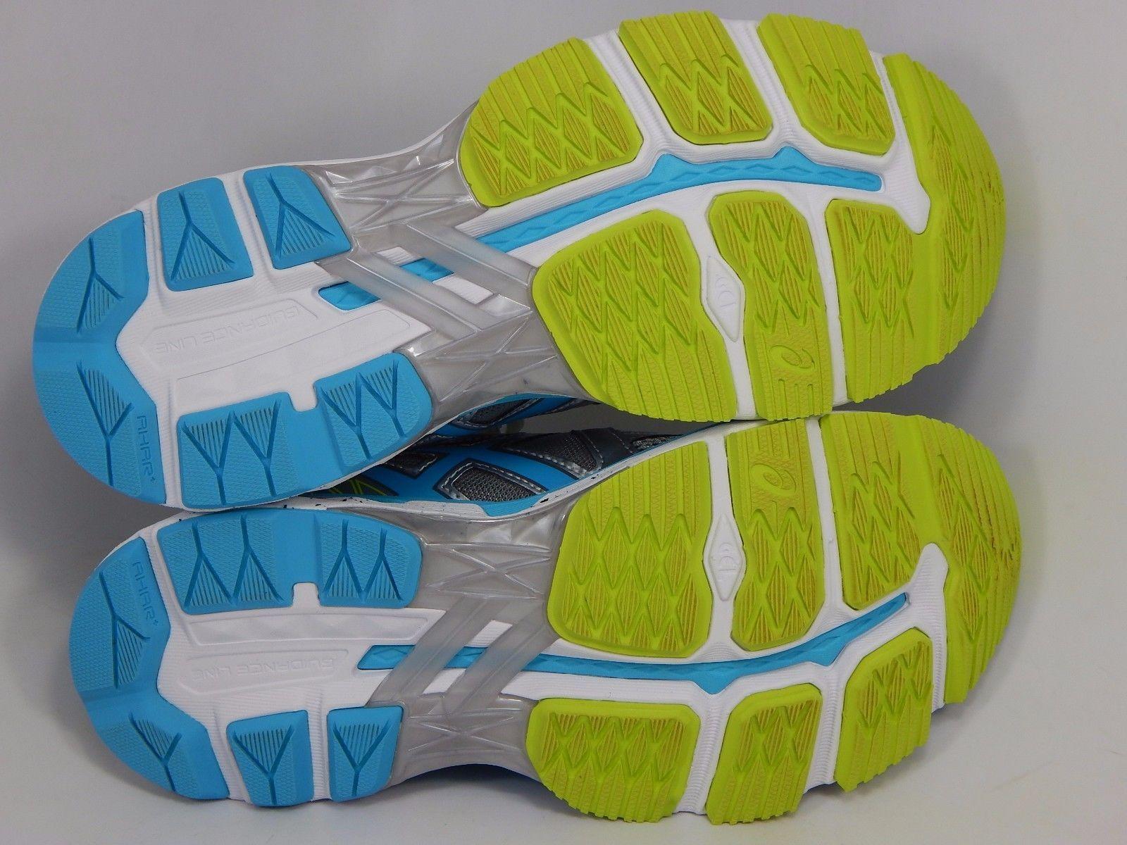 Asics GT 2000 v 4 Women's Running Shoes Size US 6 M (B) EU 37 Silver T656N