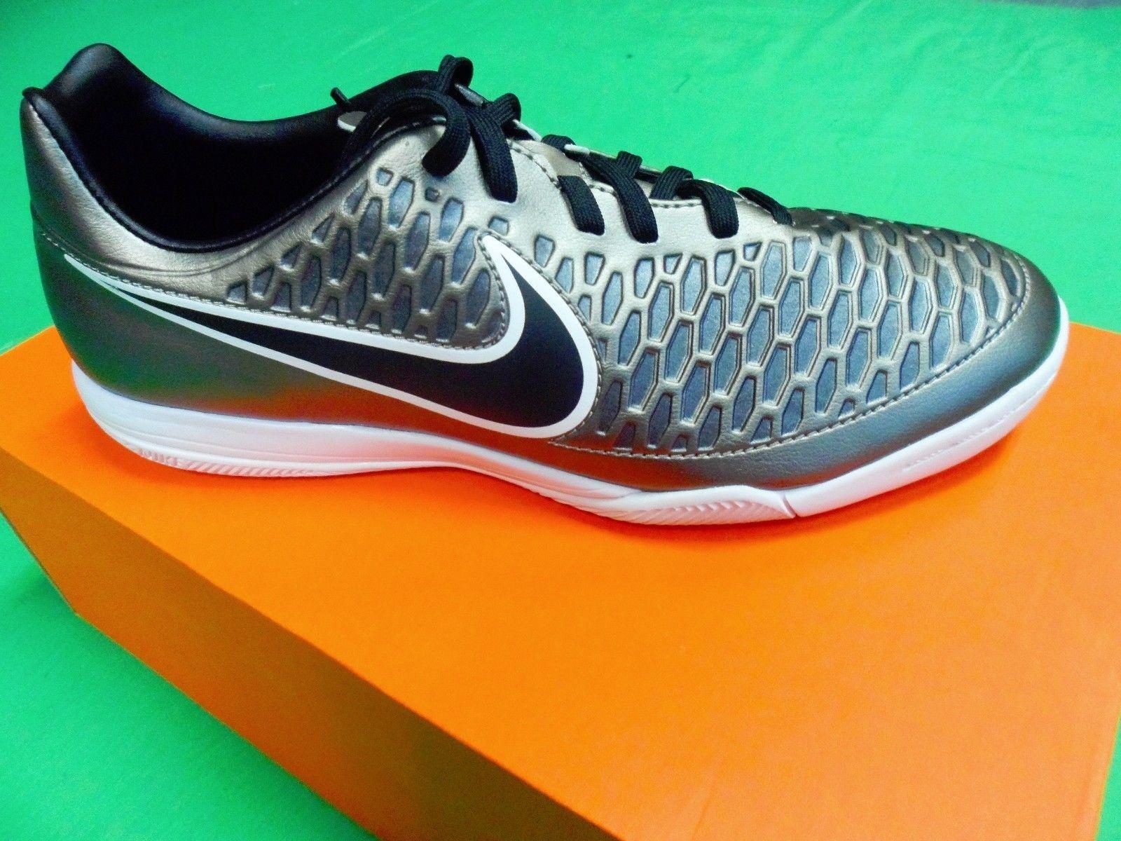 844595 801 Nike Magista Obra II FG Laser Orange Euro Petrol