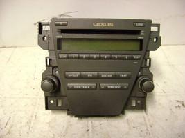 07 08 09 Lexus ES350 6 Disc CD AM FM XM Radio Receiver P1807 86120-33720 - $39.59