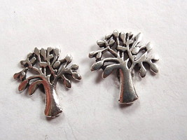 Tree of Life Stud Earrings 925 Sterling Silver Corona Sun Jewelry - $5.93