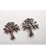 Tree of Life Stud Earrings 925 Sterling Silver Corona Sun Jewelry - $5.93