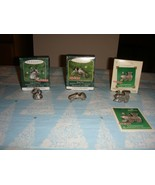 Hallmark Miniature Monopoly Game Advance To Go Complete Series Lot Of 4 ... - $19.99
