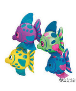 Fun Express Mini Inflatable Fish (1 Dozen) - $11.11