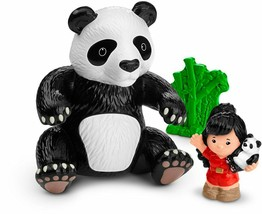 Fisher-Price Little People Giant Panda Doll - $23.21