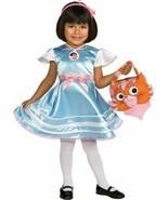 New DORA THE EXPLORER In Wonderland KIDS COSTUME By Rubies Children's Me... - £16.59 GBP