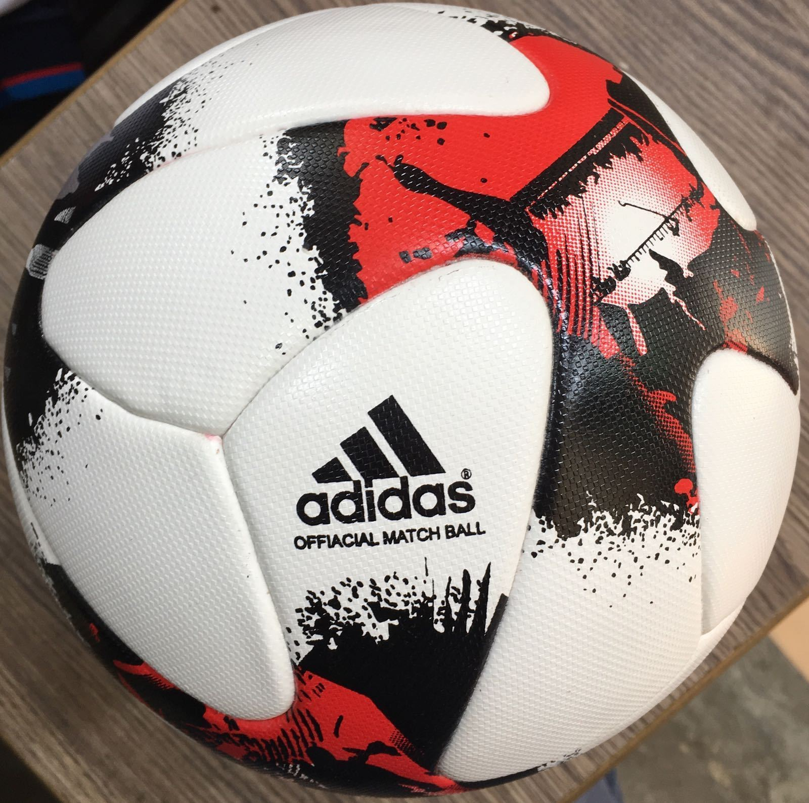 f6a6a56b5544a Adidas Uefa Europ EAN Qualifier Fifa World and 20 similar items