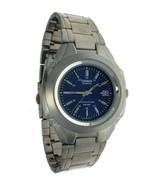 NEW Casio Men's Watch Date, Blue Dial, 50 M Water resistant  MTP3050D-2AV - $28.00