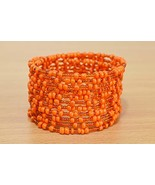 African Bracelet for Women - Maasai Jewelry - Handmade in Kenya - Tanger... - $15.83