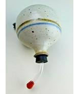 Ceramic Hummingbird Feeder Humming Bird Vintage - $12.86