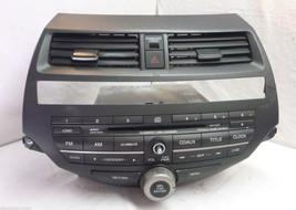 08 09 10 Honda Accord Premium Radio 6 Cd Mp3 & Code 39101-TA0-A620 3PA1 DZ044 - $31.68