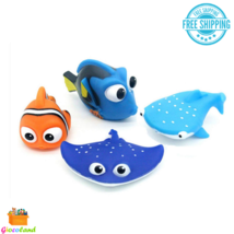 Shower Baby Bath Toys for Squirt Finding Dory Nemo Toddler Swimming Pool... - $17.99