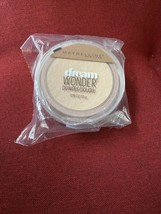 Maybelline Dream Wonder Face Powder #03 Light Ivory NEW - $7.83